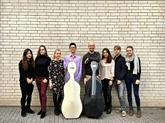 Das Ensemble Cestehtik gibt in Kooperation mit dem Verein Kirche im Dorf 2018 ein Meisterkonzert im Giebelsaal der ASS©Cestehtik